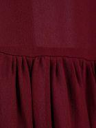 SEMICOUTURE Flared Dress - Sumac