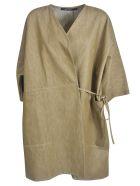 Sofie d'Hoore Couet Overcoat - Algue