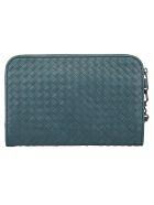 Bottega Veneta Briefcase - Petrol blue