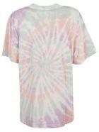 Stella McCartney Tie-dye Print T-shirt - Lilac/pink/ciel