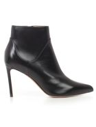 Francesco Russo Ankle Boots Tight At Ankle - Black