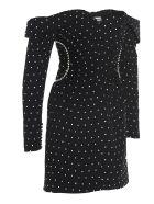 self-portrait Dress - Black