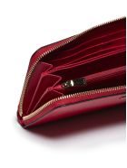 Furla Babylon Zip Around Wallet - Rosso