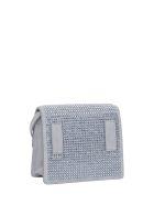 Off-White Silver Mini Bag - Argento