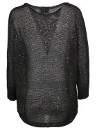 Snobby Sheep Sequined Top - Black