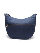 Borbonese Luna Bag Medium - Blu