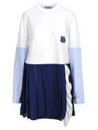 Prada Dresses PLEATED SKIRT DRESS