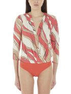 Elisabetta Franchi Celyn B. Body - Multicolor