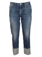 Frame Cropped Jeans - Park City