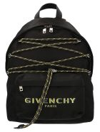 Givenchy 'bond' Bag - Black/yellow