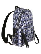 Dolce & Gabbana Logo Backpack - blue