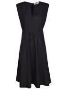 Tela Fede Popeline Dress - Black