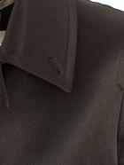 Comme des Garçons Comme des Garçons Dress L/s Shirt Collar - Black Black