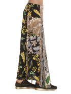 3.1 Phillip Lim Patchwork Print Aline Skirt - Multicolor
