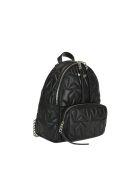Jimmy Choo Helia Backpack - Black/silver