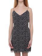 AMIRI Mini Floral Dress - Black
