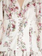 Zimmermann 'honour Corset' Dress - Multicolor