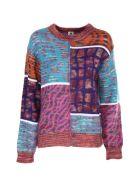 M Missoni multicolored patterned sweater - Fantasia