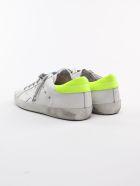 Golden Goose Sneaker Superstar - White Fluo