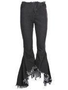 Jovonna Zaza Flared Jeans - Black