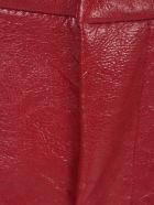 Philosophy di Lorenzo Serafini Leather Straight Pants - Red