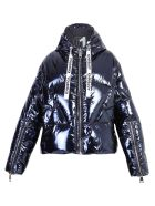 Khrisjoy Padded Jacket - Blue