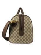 Gucci Ophidia Gg Medium Carry-on Duffle - Beige