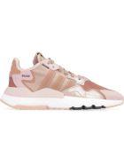 Adidas Nite Jogger Low-top Sneakers - Pink