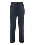 Stella McCartney Carlie Wool Trousers - blue