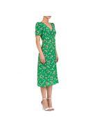 Parosh Sapore Dress - GREEN