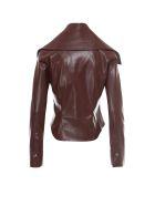 Nanushka Shirt - Brown