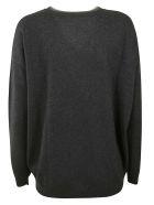 Brunello Cucinelli V-neck Sweater - Black Stone