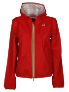 K-Way Zipped Jacket