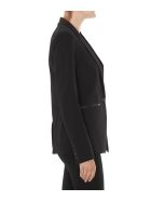 Veronica Beard Scuba Jacket - Black