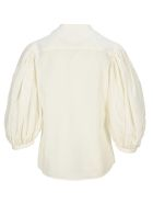 See by Chloé See By Chloe' Puff Shoulders Blouse - ICONIC MILK