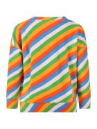 Molo Multicolor ''maxi'' Sweatshirt For Kids - Multicolor