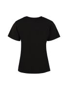 Golden Goose Ania Crew-neck Cotton T-shirt - black