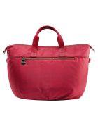 Borbonese Large Handbag - Brule
