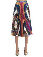 Versace 'rodeo' Skirt - Multicolor
