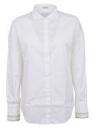 Brunello Cucinelli Camicia - Bianco