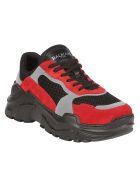 Balmain Sneaker - Multi rouge