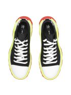 Adidas By Raf Simons Unisex Rs Detroit Sneakers - CBLACK SILVMT SSLIME (Black)