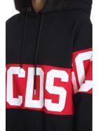 GCDS Sweatshirt In Black Cotton - Black