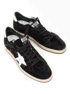 Golden Goose Sneakers - Black Silver White Star