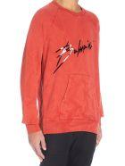 Balmain Sweatshirt - Red