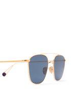 AHLEM Ahlem Place De L'ecole Rose Gold Sunglasses - ROSE GOLD