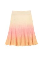 Jacquemus Ribbed Knit Skirt - Multicolor