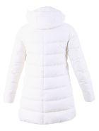 Herno Nylon Padded Jacket - White