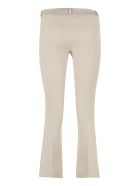 'S Max Mara Umanita Cotton Cropped Trousers - Beige