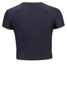 Versace Jeans Couture Branded T-shirt - Black
